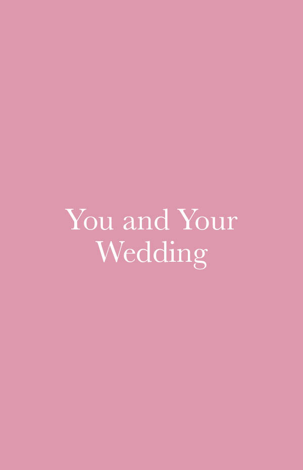 You & Your Wedding Two